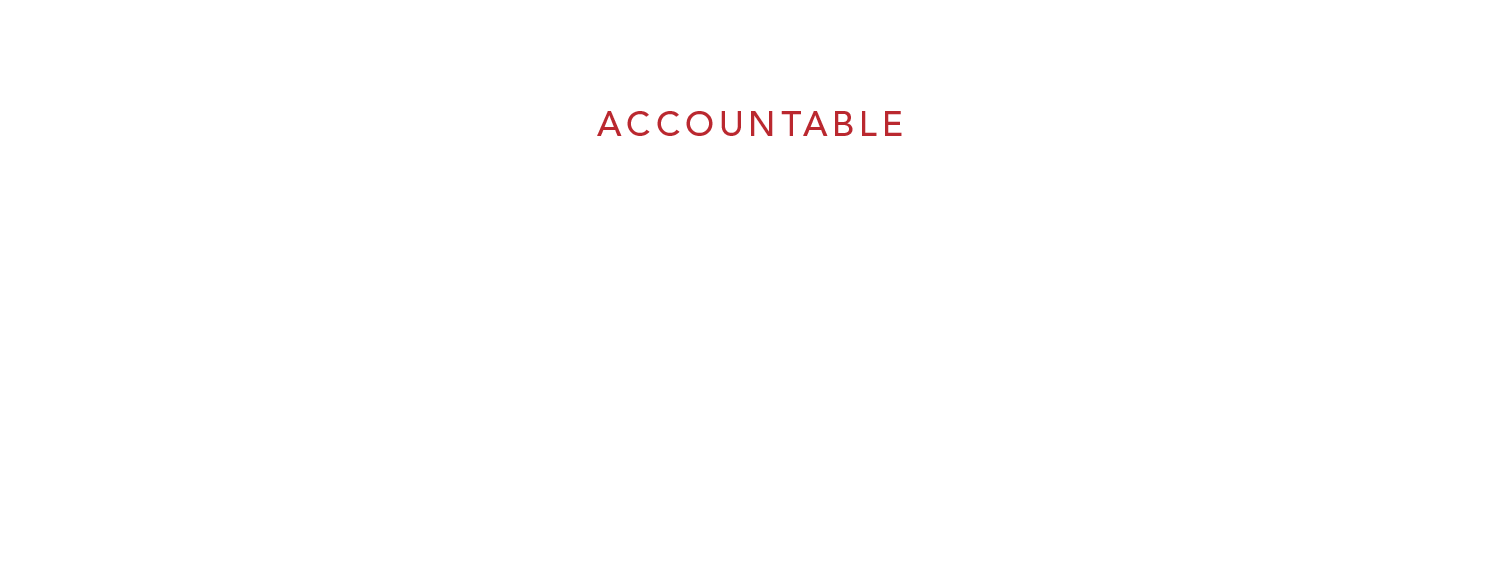 Gain straightforward recommendations backed by research